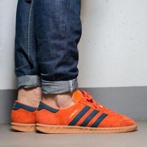 Trimm 10 Suede Hamburg Orange Men Adidas Spezial Stripe Navy Samba Bqfwp