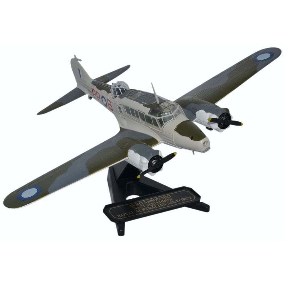 Oxford DieCast Avro Anson Squadron RAAF 1 72 Scale