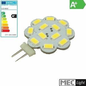 G4-LED-zocalo-pin-12x-SMD-5630-250lm-2-9w-flor-Blanco-calido