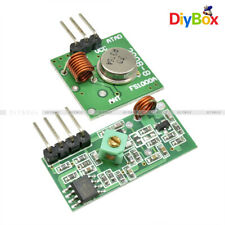 315mhz Rf Transmitter And Receiver Link Kit Remote Control For Arduinoarmmcu