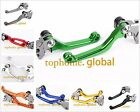 Clutch Brake Levers For Kawasaki KX125/250/250F/450F KX65/85 D-TRACKER KLX250