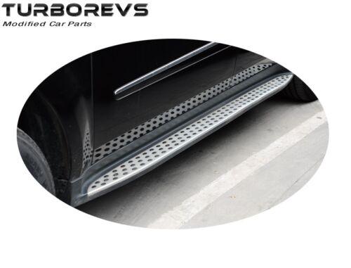 Nouveau aluminium side steps marchepieds mercedes ml W164 oe style 8020