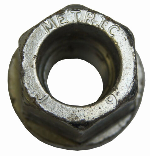 Lugnuts Set of 20 Metric Conical Seat M12 x 1.5 Lug Nuts Zinc Steel New