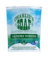 Charlie's Soap - Eco Friendly Laundry Powder - 2.64 Lbs - 100 L... Free Shipping