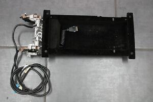 Mercedes-W221-Telephonieschale-Mittelarmlehne-Vorn-Aufnahme-Autotelefon-P0109886