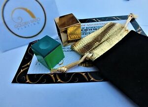 24ct-Gold-Plated-Snooker-Billiards-Pool-Chalk-Holder-Luxury-Pouch-And-Free-Chalk