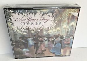 Readers-Digest-New-Year-039-s-Day-Concert-3-CD-039-s-NEW-RDCD6501-3