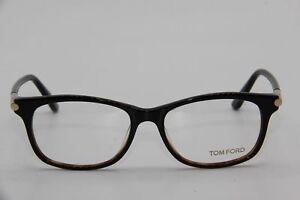 b76f7da99793 TOM FORD TF 5237 001 BLACK HAVANA EYEGLASSES AUTHENTIC RX FRAMES ...