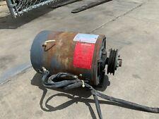 Washer Extractor Motor For Unimac Uw35p4 4sp 3ph Pn F220306 Used