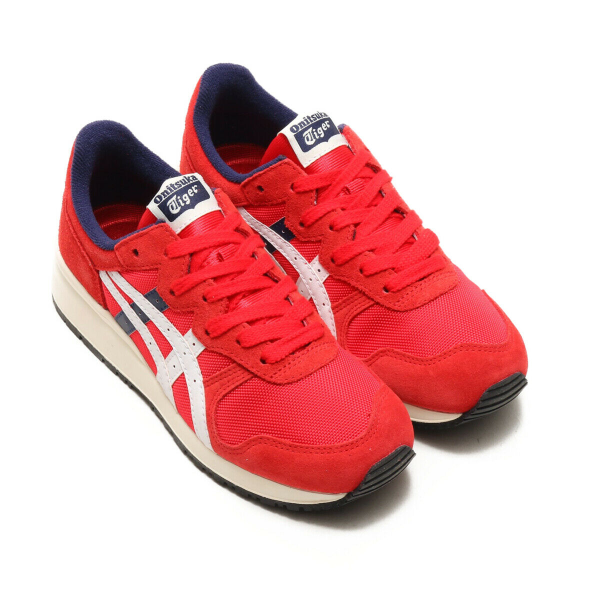 ONITSUKA TIGER Tiger Ally Men   Classic Red   Cream (1183A029-600)