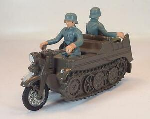 Britains-Sprocket-with-Crew-Length-10cm-WEHRMACHT-MILITARY-5786