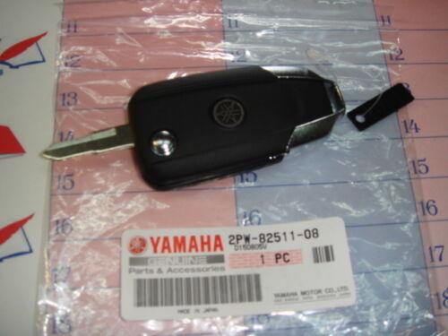 TÉLÉCOMMANDE SMART clé ORIGINAL YAMAHA TMAX 530 à partir de 15 code 2PW825110700