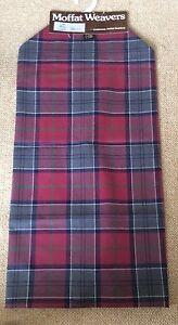 Image Is Loading Moffat Weavers Scotland 1 Yard Tartan Kilt Plaid