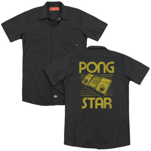 3xl shirt Dickies Atari Star volwassen heren grafische werk licentie Sm 1wnznRx0U