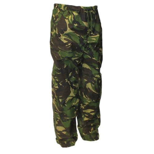 British Army DPM Goretex Trousers