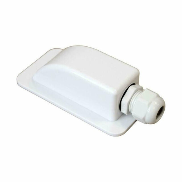 Waterproof Single Cable Entry Gland For Solar Panels Motorhomes Boats New NT