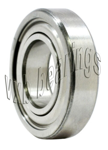 """SR10ZZ High Temperature 500 Degrees 5//8/"""" inch Bore Stainless Steel Ball Bearing"""