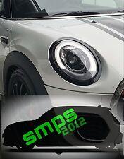 Mini Gen 3 Cooper S JCW F56 F57 headlight covers gloss Black late 2013 - onward