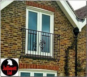 garde corps balcon la fran aise appui rambarde grille de s curit fen tre ebay. Black Bedroom Furniture Sets. Home Design Ideas