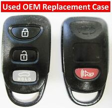 OEM replacement case & pad 95430-3K202 keyless remote control fob transmitter
