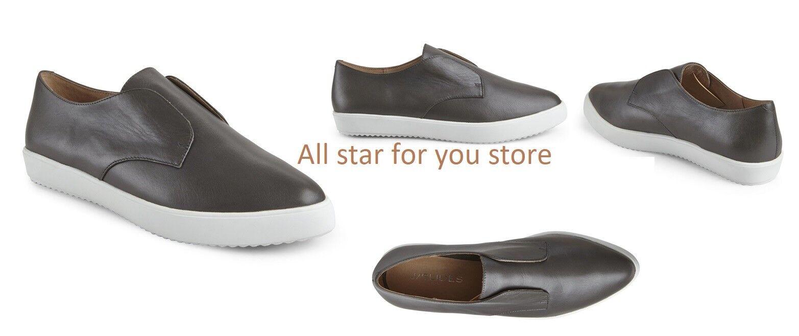 memorizzare J J J Slides Dylan Flats scarpe Slip-On Oxford Leather scarpe da ginnastica 7M, 7.5M  una marca di lusso