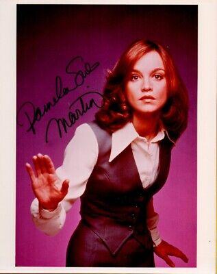 Autographe Pamela Sue MARTIN
