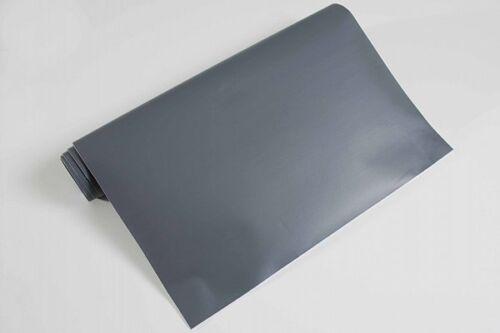 3,2€//m² Plotterfolie MATT 3 dunkelgrau 200 x 106 cm  Möbel-Folie selbstklebend