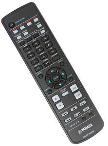 Yamaha Cdr5 Cdr-hd1500 Original Remote Control We88550