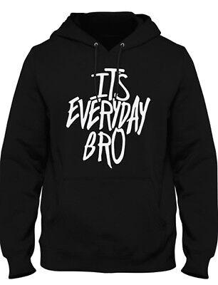 Jake X Team 10 Hoodie Every Day Cool Bro Black Sweatshirt XPaul Pullover Jacket