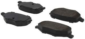 Disc Brake Pad Set Rear Centric 105.10330