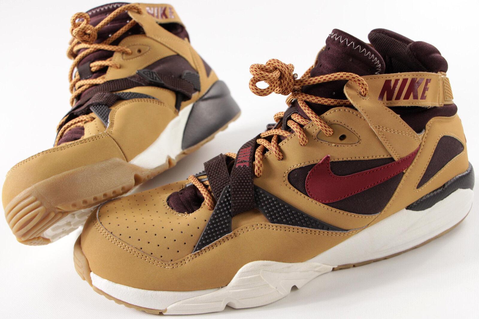 NIKE Air Trainer Max '91 Shoes- 12.5- NEW- Rare Brown Bo Jackson Retro Sneakers- Scarpe classiche da uomo