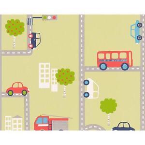 comme-creation-ville-route-TRAFIC-Motif-feu-moteur-Cars