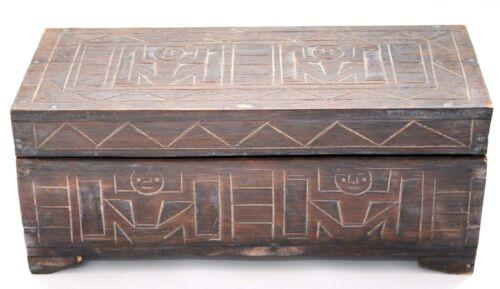 Coffre ancien Trésor Caisse Box Caisse en Bois Coffre en bois Pirate Coffre 3 Tailles Cadeau