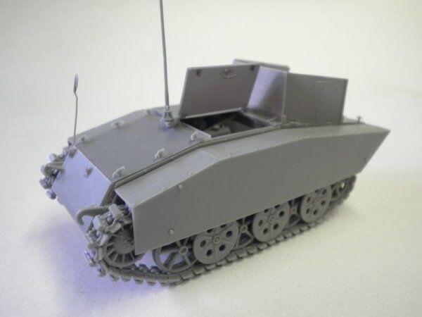 Tipo Brach 1   35 nsu sdkfz.304    Springer  ladungstrager (con cubierta interna de resina) 8bb