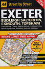 AA Street by Street Exeter by Automobile Association Developments Limited (Paperback, 2003)