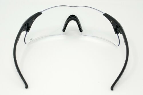 Clear  Wrap-around Motorbike Glasses//Shatterproof Anti-Fog Sunglasses Free Pouch