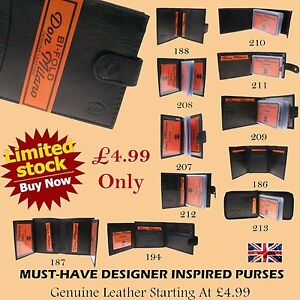 SPECIAL-CHEAP-OFFER-Real-Leather-Wallets-Don-Milano-Brand-New-UK-SELLER