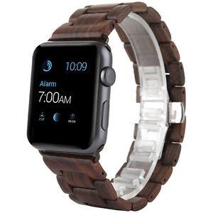 naturale-Orologio-da-Polso-Bracciale-cinturini-per-Apple-IWATCH-38-42-mm