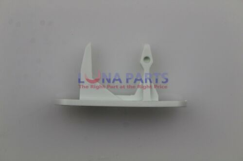 Washer Door Latch Strike White for Frigidaire Part 131763302 ER131763310