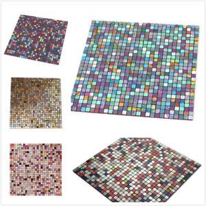 3D-Wallpaper-Sticker-Tile-Brick-Self-adhesive-Mosaic-Kitchen-Bathroom-Home-Decor
