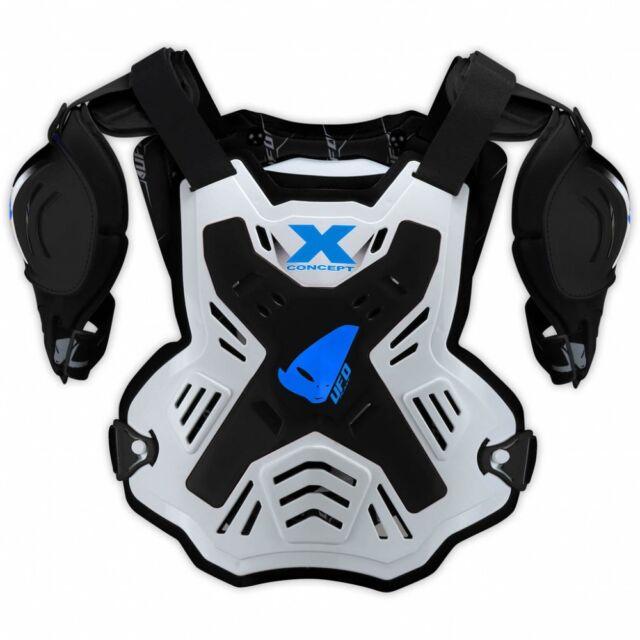 UFO X-CONCEPT Chest Protection - Black