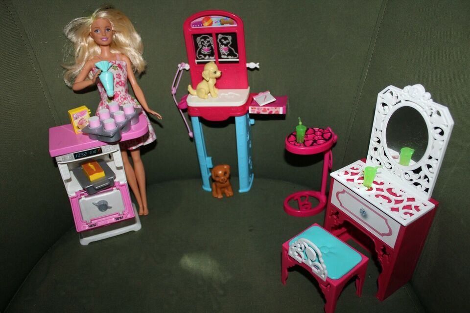 Barbie, Sæt