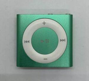 Apple Ipod Shuffle 4 Generation Green Green 2gb Used Rar Used Turquoise 67 Ebay