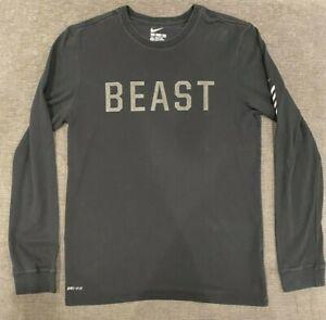 NIKE Beast Dri-Fit Athletic Cut Long