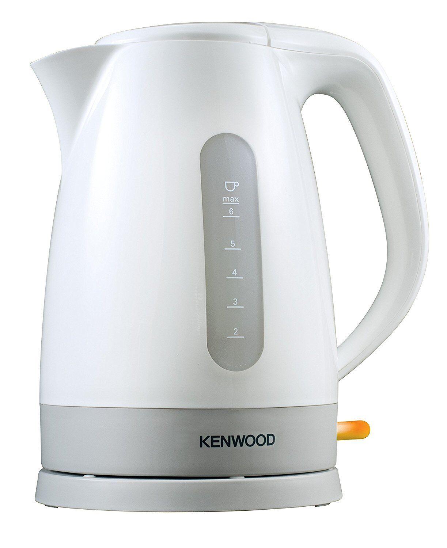 Kenwood Kettle, 1.6 L, 3 kW JKP280 - White