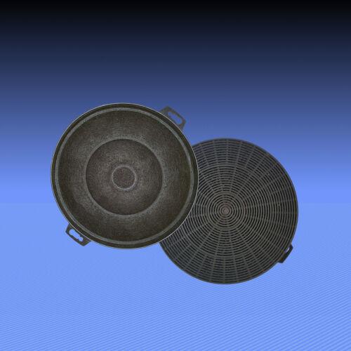 2 carbone attivo filtro filtri a carbone per ristagno cappa detrazione ch 9040-60 S