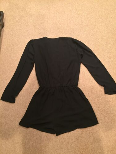 Nwot Black Sixty Ety Large Romper Size ZPwFqR