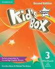 Kid's Box American English Level 3 Workbook with Online Resources by Michael Tomlinson, Caroline Nixon (Mixed media product, 2014)
