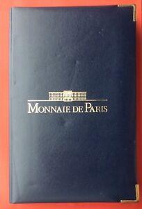 FRANCE-Superbe-et-Rare-Coffret-1997-BE-Avec-5-Centimes-3-Plis