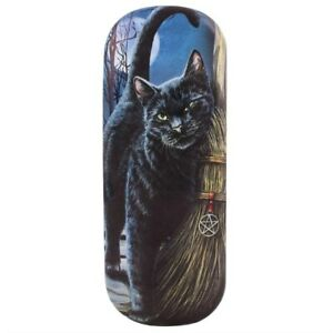 Brush-With-Magik-Black-Cat-Glasses-Case-By-Lisa-Parker